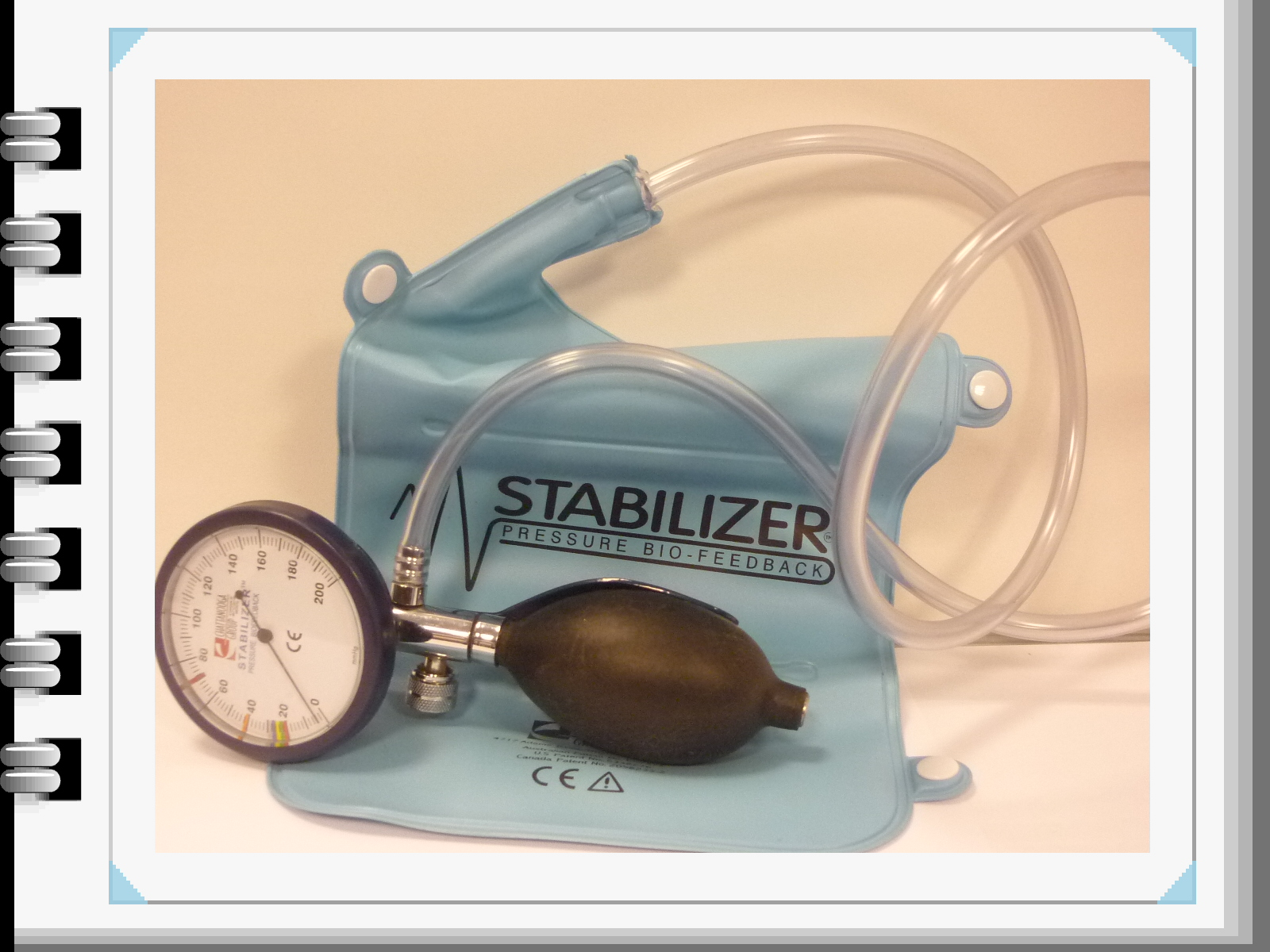ALLproducts Pressure Biofeedback-stabilizer