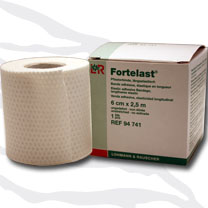 All Products - Elastische tape: Fortelast, 3cmx4.50m, p--rol