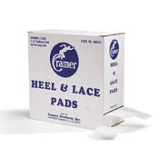 Mueller - Foam: heel and lace pads, cramer, foam, p--2000