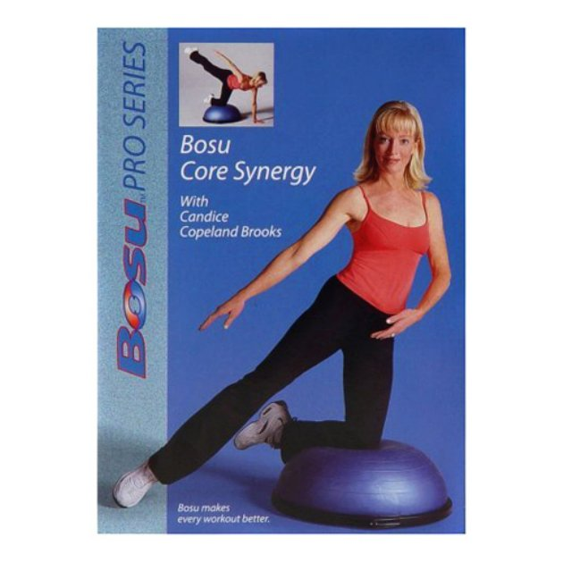 BOSU - Bosu Core Senergy Dvd