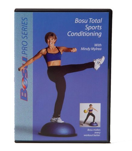 BOSU - Bosu Total Sports Conditioning Dvd