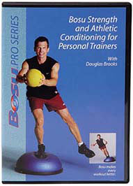 BOSU - Bosu Strenght And Athl.cond.dvd