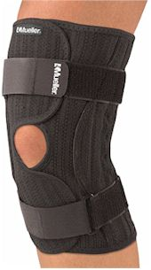 Mueller - Mueller Knee Brace Elastic - small--medium