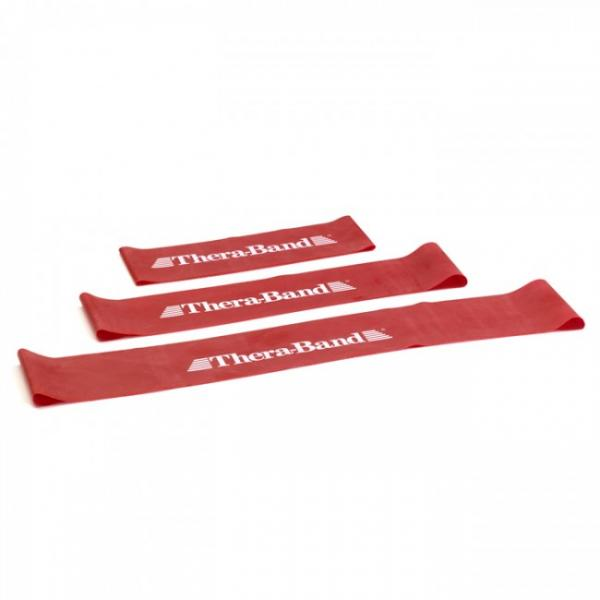 Thera-Band - Theraband Loop Rood 7,60x30,50cm