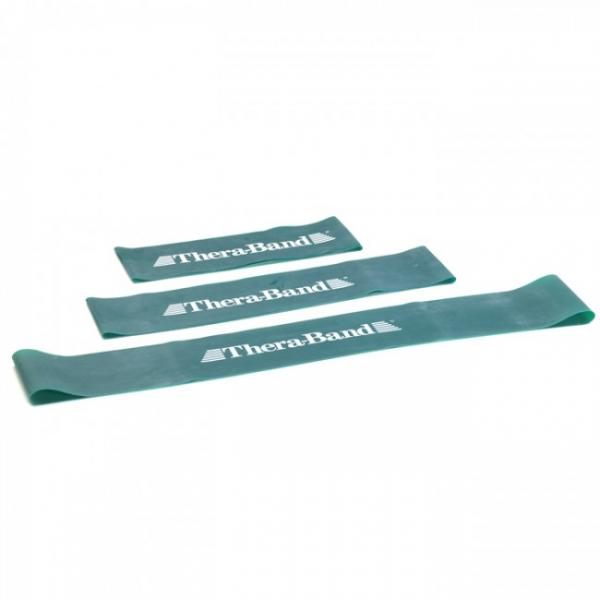 Thera-Band - Theraband Loop Groen 7,6x20,50cm