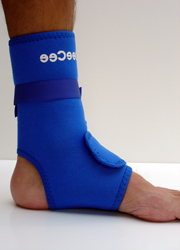 Jeecee - Jeecee Compression Ankle One Size