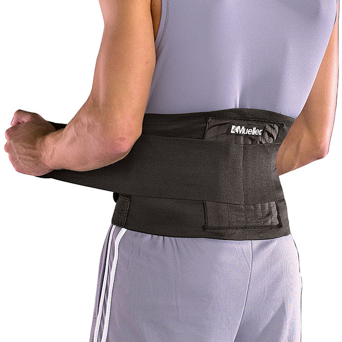 Mueller - Mueller adjustable back brace - one size