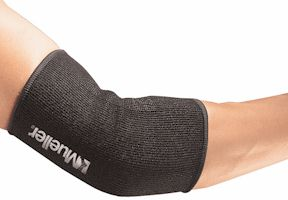 Mueller - Mueller Elastic elbow support - zwart - medium (26-29cm)