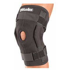 Mueller - Mueller Wraparound hinged knee brace - Large