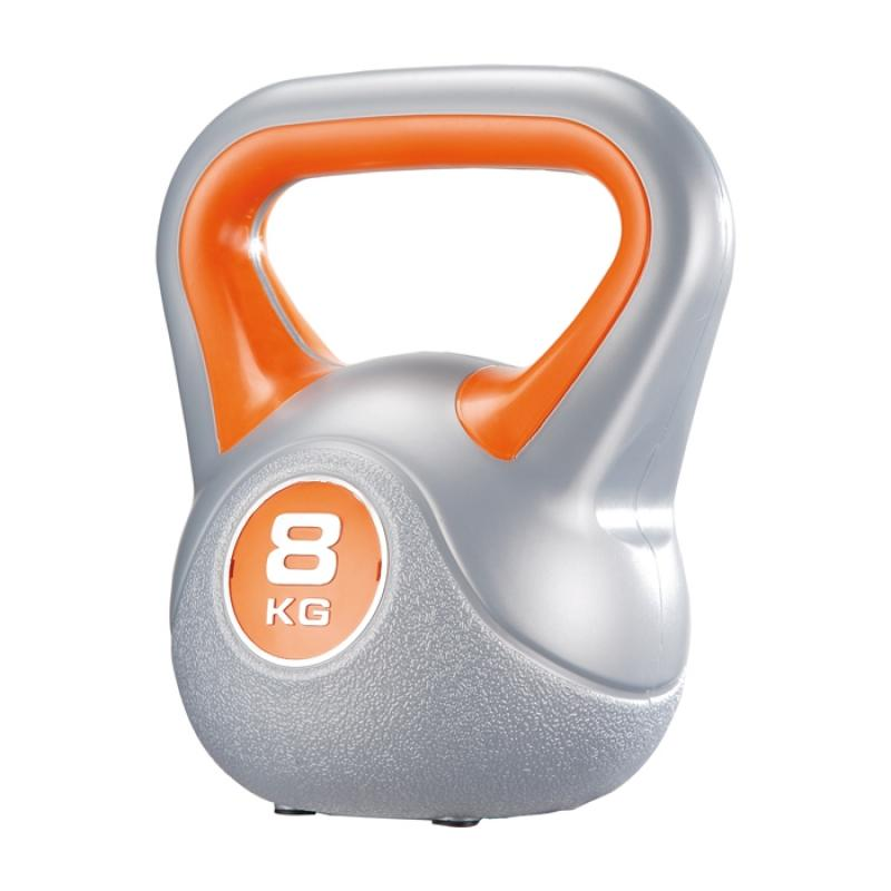 ALLproducts Kettlebell van Gymstick in pvc 8kg