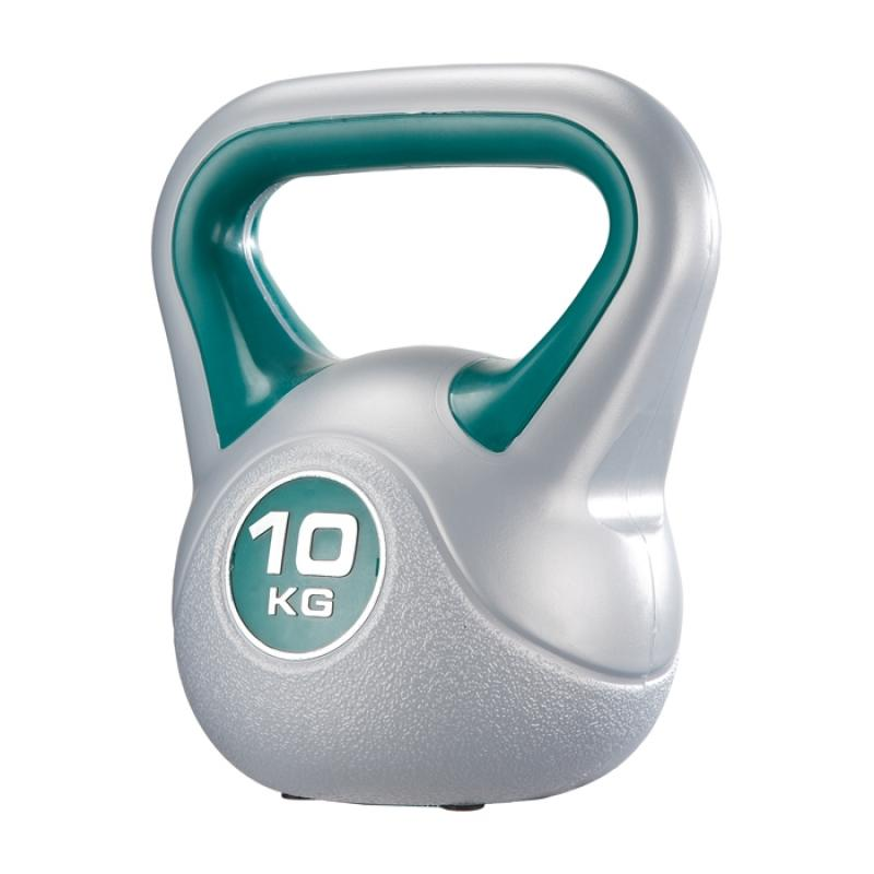 ALLproducts Kettlebell van Gymstick, in pvc, 10kg