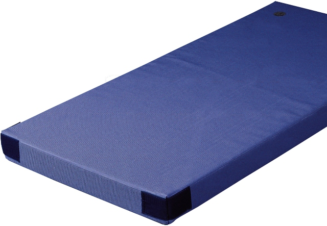 All Products - Turnmat blauw  13kg, 200x100x6cm