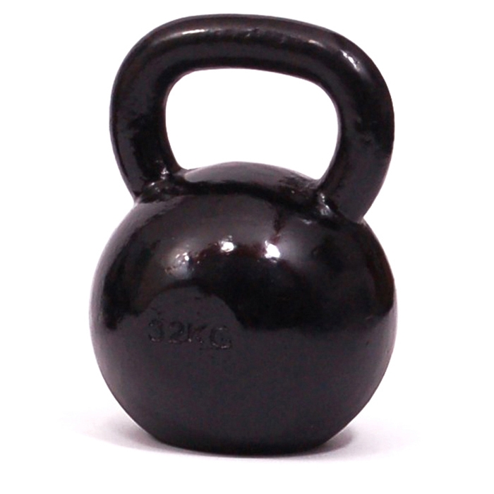 All Products - Kettlebell, in metaal 32kg