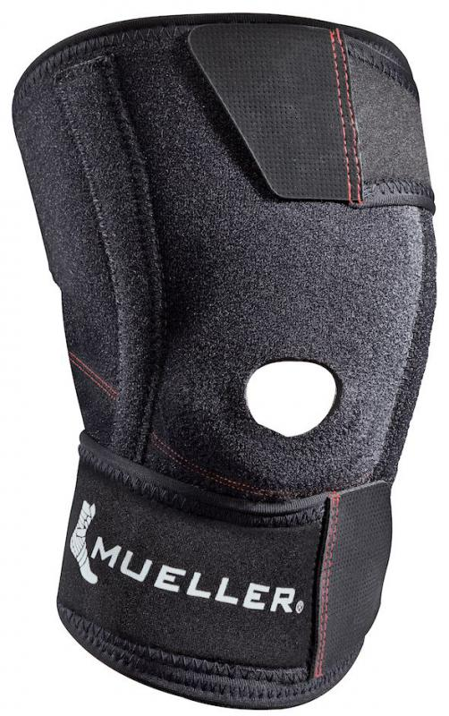 Mueller - Mueller Wraparound knee stabilizer  - one size