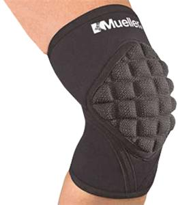 Mueller Pro level Knee pad w--kevlar - Small