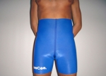 ALLproducts Jeecee Short Neoprene blauw - Large