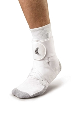 Mueller - Mueller the one Ankle brace white - Large