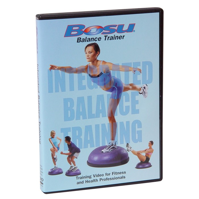 BOSU - DVD Bosu: Integrated balance training
