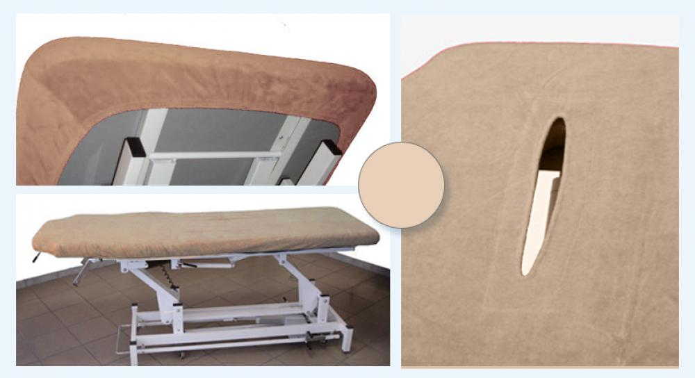 All Products - Badstofovertrek - met neusgat - beige