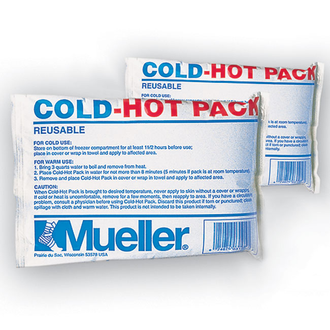 Mueller - Mueller Cold--hot Reutisable 30x35