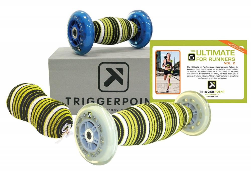 The Grid / Triggerpoint - Trigger Point: U6 kit met boek