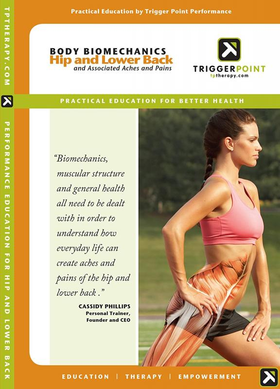 The Grid / Triggerpoint - Trigger point DVD: Perform. therapy for hip & lower back