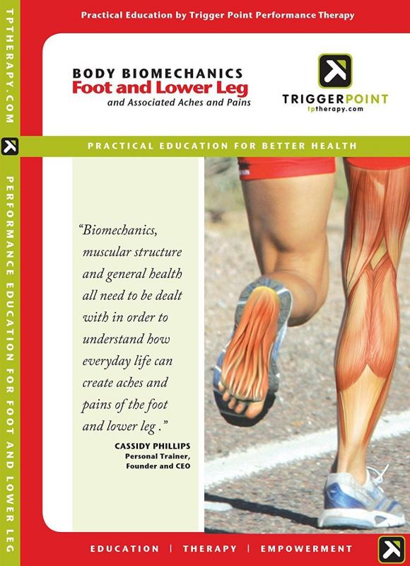 The Grid / Triggerpoint - Trigger Point DVD: Perform. therapy for foot & lower leg