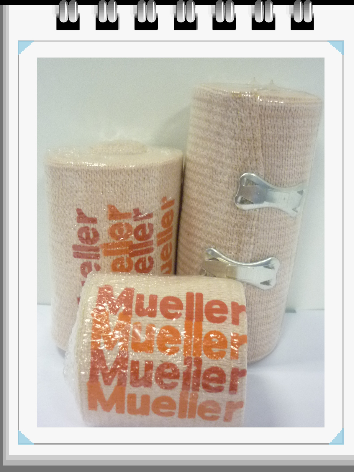 ALLproducts Elastic Bandage Mueller 5cm P--1