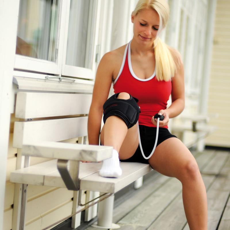 Sissel - Sissel - Cold therapy compression - knie--elleboog