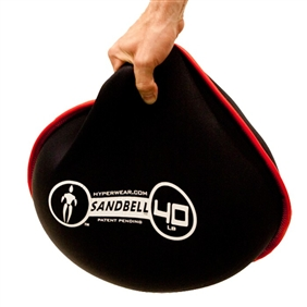 All Products - Sandbell - 18kg - rood
