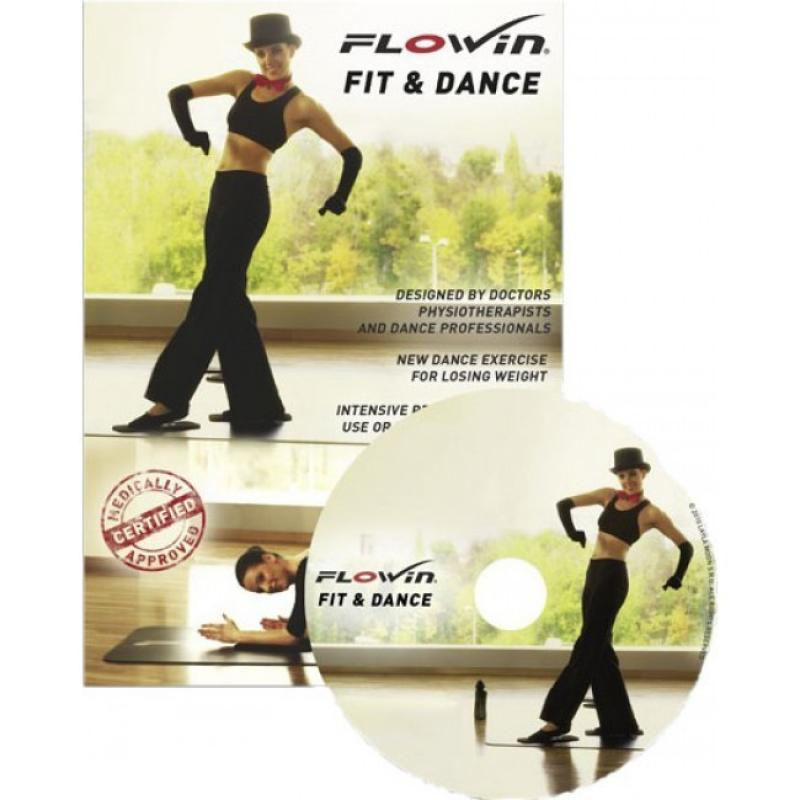 ALLproducts Flowin: DVD Fit & Dance