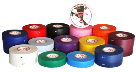All Products - Kousentape, 20m x 3,8cm, p--rol, rood