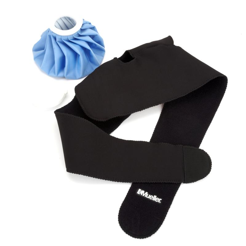 Mueller - Mueller Ice bag wrap incl. ice bag bottle, rug-schouder-knie