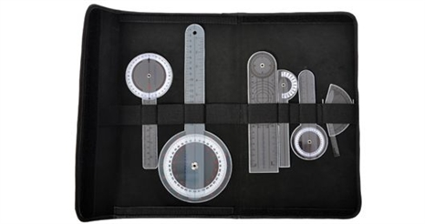 All Products - Goniometer set plastiek p--6