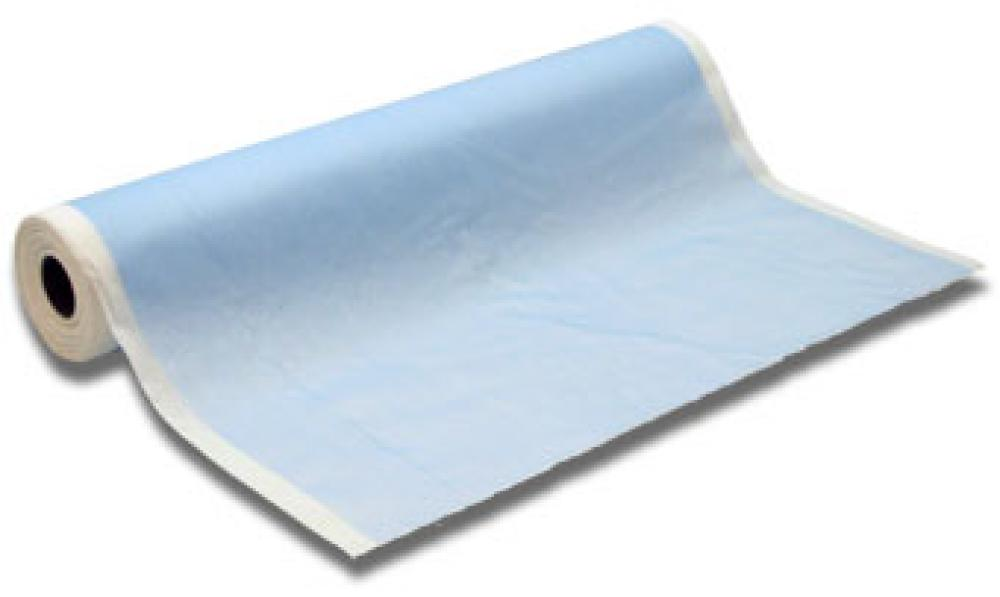 All Products - Papier met plastiek folie blauw per 6 rollen