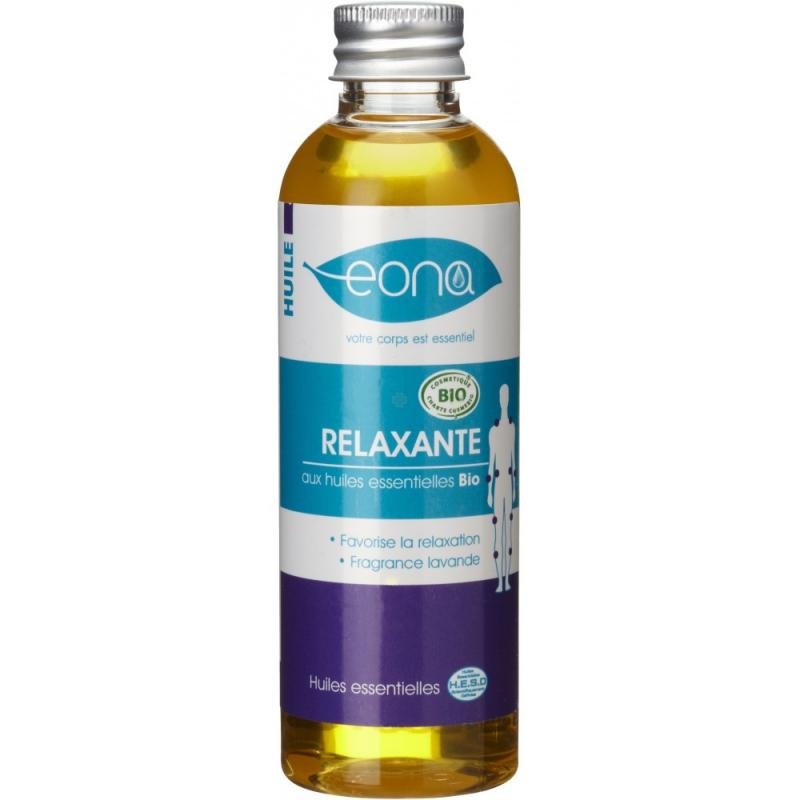 Eona - Bio Relaxerende massage-olie 500ml