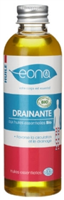 Eona - Bio Drainerende massage-olie 500ml
