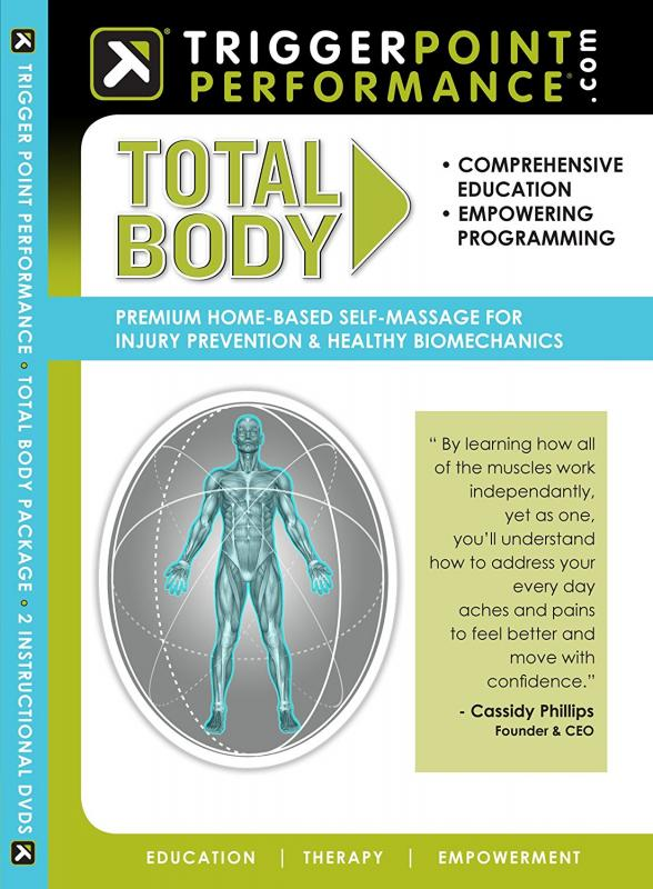 The Grid / Triggerpoint - Trigger Point: DVD Total Body