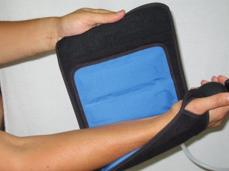 Sissel - Sissel - Cold Therapy Compression - vervangpad pols