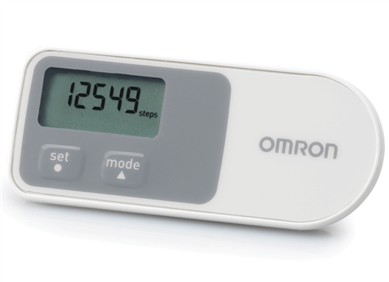 Omron - Omron: Walking Style One 2.0 blanc