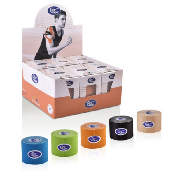 ALLproducts CureTape Sports oranje 5 cm x 5m - per 6
