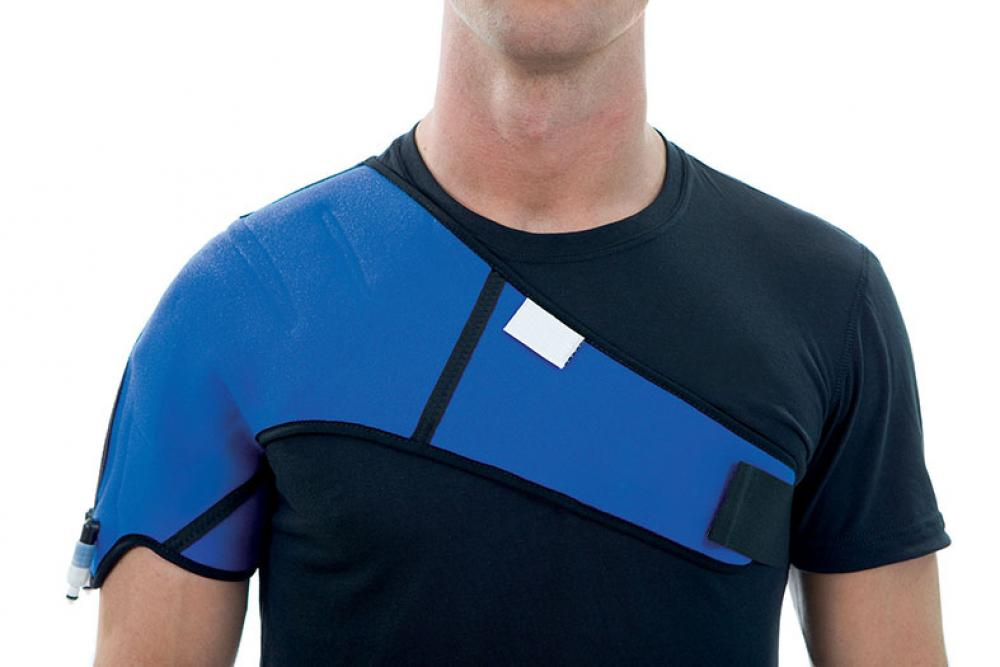 Kinetec - Kinetic Kooler: Schouder Pad Medium