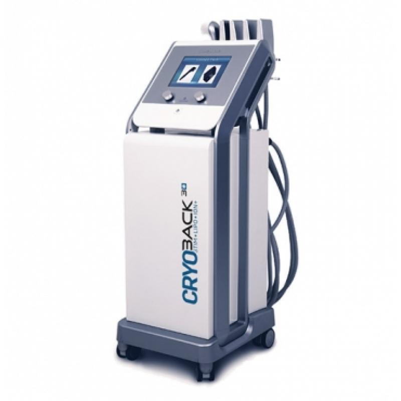 CryoBack3 (lipo+stim+pulse+integr.trolley