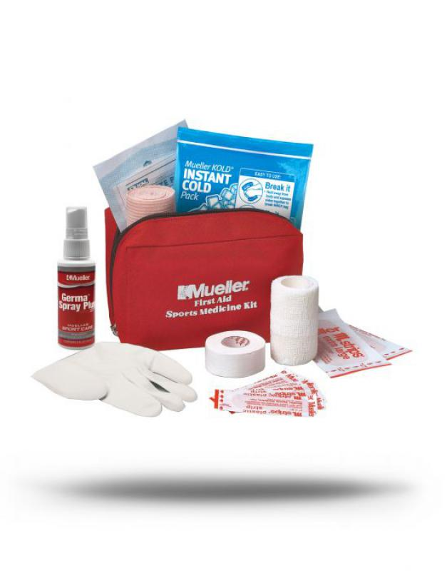 Mueller - Mueller League First aid soft kit gevuld
