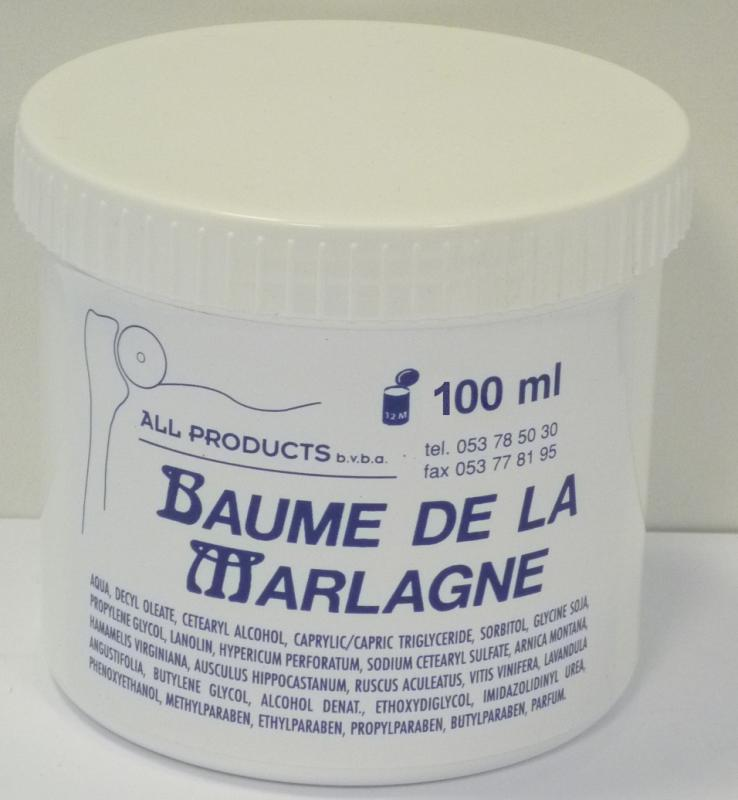 All Products - Baume De La Marlagne 100 ML