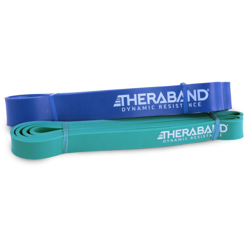 theraband high resistance band set – 2 resistance bands